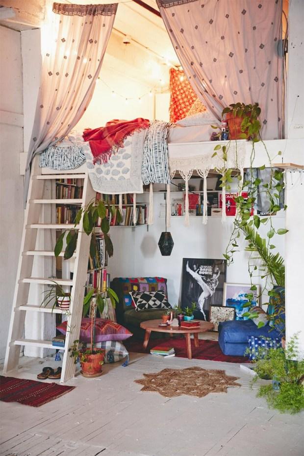 2-loft-quarto-boho-chic-com-plantas