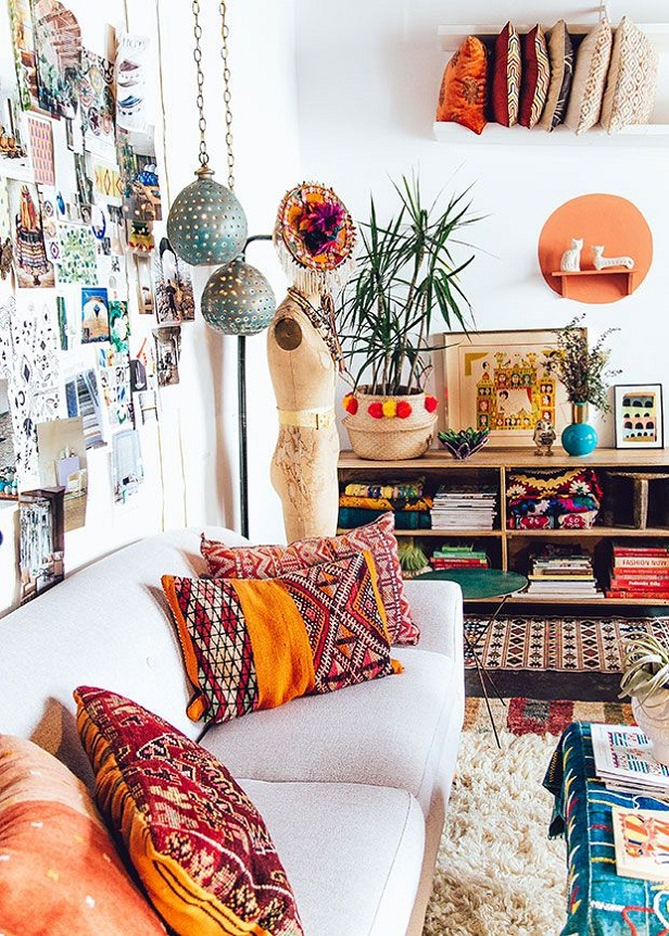 boho-chic-decor-estampas