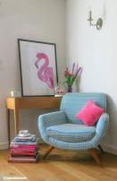 decoração-flamingo