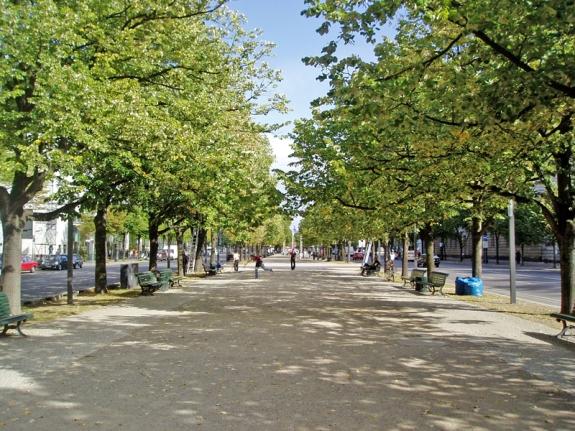 Resultado de imagem para Unter den Linden