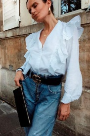 Camisa Branca e Jeans (1)