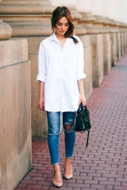 Camisa Branca e Jeans (10)