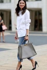 Camisa Branca e Jeans (15)